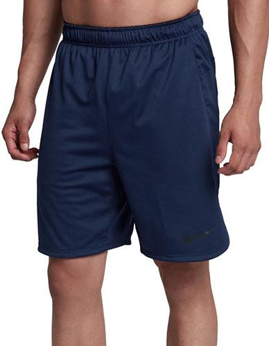 Nike Dry Training Shorts-BLUE-Medium 89690629_BLUE_Medium