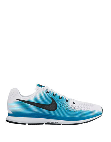 Nike Air Zoom Pegasus 34 Running Shoes-WHITE-10