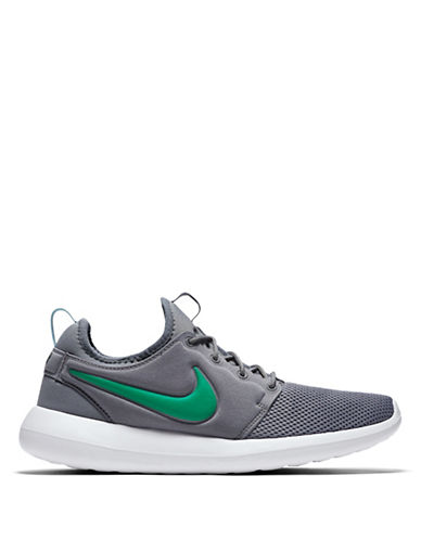 Nike Mens Roshe Two Athletic Shoes-GREY-9