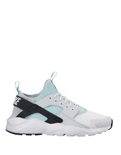 Nike Mens Air Huarache Run Ultra Sneakers-GREY-11