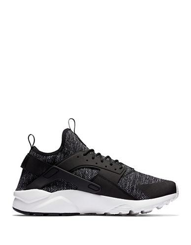 Nike Air Huarache Run Shoes-BLACK-11 89256021_BLACK_11