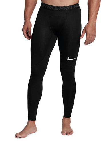 Nike Compressive-Fit Pro Tights-BLACK-Large 89934785_BLACK_Large