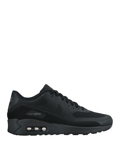 Nike Mens Air Max 90 Ultra 2.0 Essential Sneakers-BLACK-9