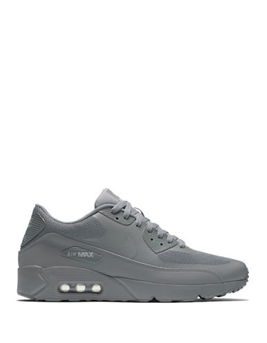 Nike Air Max 90 Ultra 2.0 Essential Shoes-GREY-11