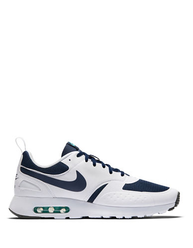 Nike Air Max Vision Running Shoes-NAVY-9.5