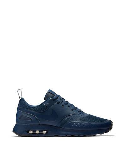 Nike Mens Air Max Vision Low Top Sneakers-BLUE-8.5