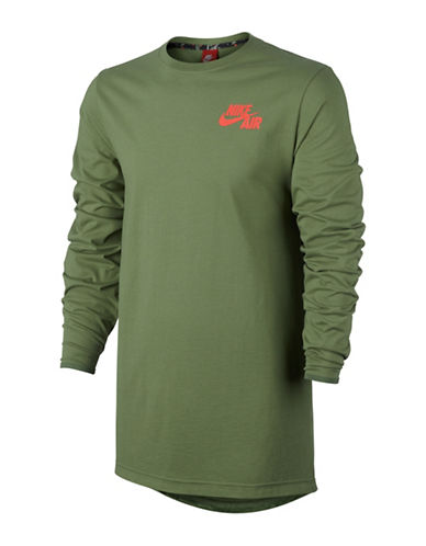 Nike Air Top-GREEN-X-Large 88925584_GREEN_X-Large