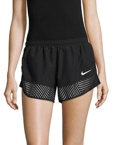 Nike Tempo Printed Running Shorts-BLACK-Medium 89655477_BLACK_Medium