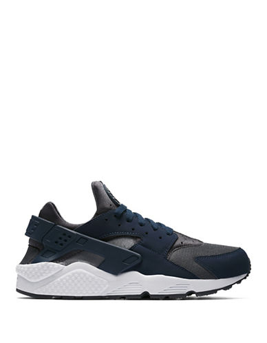 Nike Air Huarache Sneakers-GREY-9.5