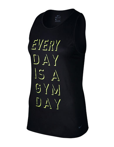 Nike Dry Legend Training Tank-BLACK-Medium 89414010_BLACK_Medium
