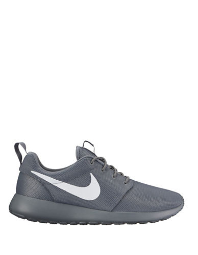 Nike Mens Roshe One Shoes-GREY-10