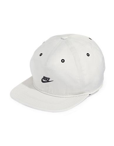 Nike Vapor Pro Tech Cap-WHITE-One Size