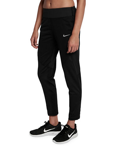 Nike Shield Pants-BLACK-Large