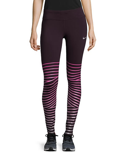 Nike Power Flash Epic Lux Tights-RED-Small