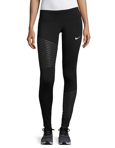 Nike Flash Epic Running Tights-BLACK-X-Large