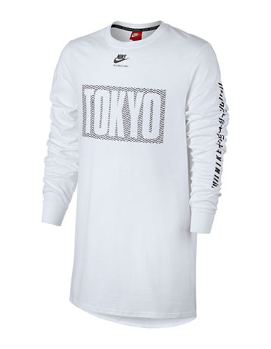 Nike Tokyo International Top-WHITE-X-Large 88925599_WHITE_X-Large
