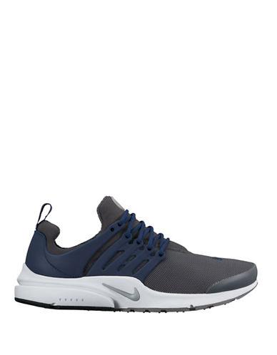 Nike Air Presto Essential Shoes-DARK GREY-9