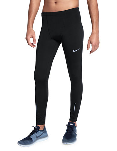 Nike Therma Essential Tights-BLACK-Large 89690689_BLACK_Large
