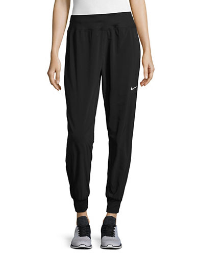 Nike Slim Fit Essential Sweatpants-BLACK-Medium 89529482_BLACK_Medium