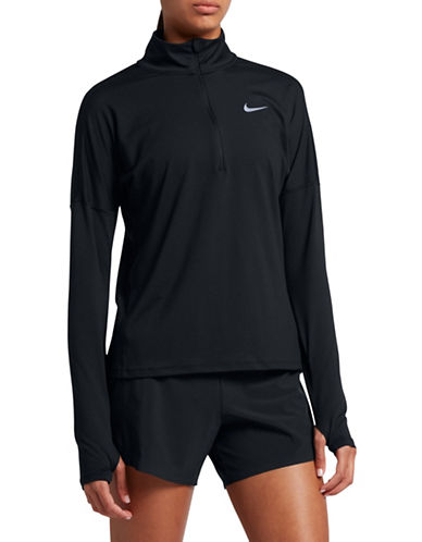 Nike Dry Element Running Top-BLACK-Large 89413809_BLACK_Large
