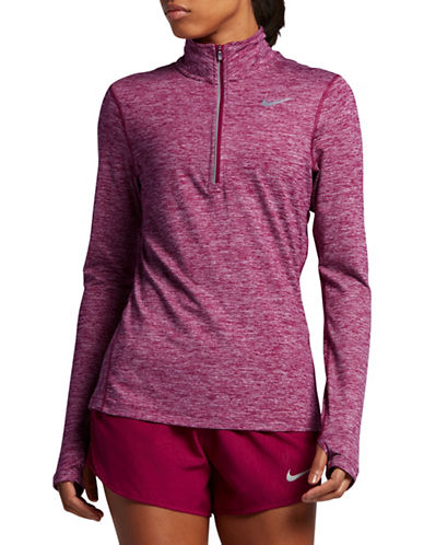 Nike Dry Element Running Top-BERRY-Small 89283944_BERRY_Small