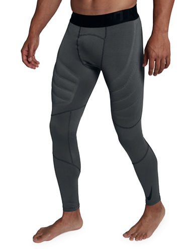 Nike Pro AeroLoft Tights-BLACK-Large