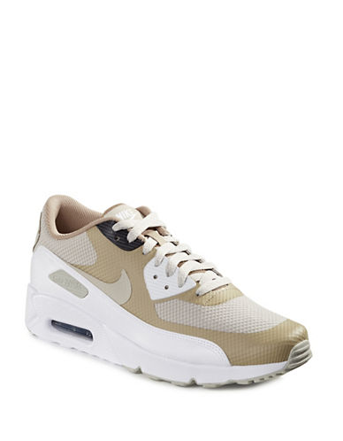 Nike Mens Air Max 90 Ultra 2.0 Essential Sneakers-GREY-9
