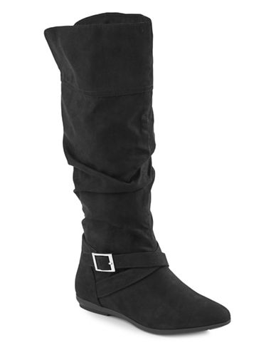 Lexi And Abbie Seville Slouch Boots-BLACK-5