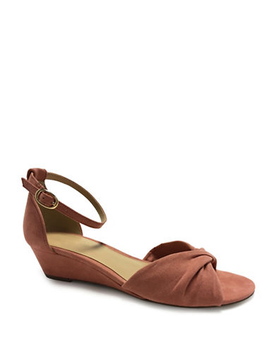 Expression Alina Demi Wedge Sandals-DUSTY PINK-9