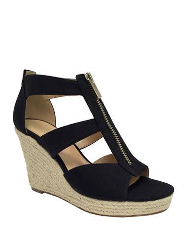 Expression Leyah Wedge Sandal-BLACK-9