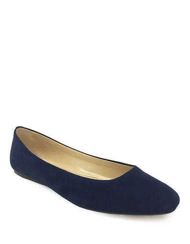 Expression Cyrus Slip-On Ballerinas-NAVY-7
