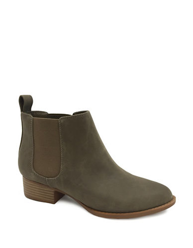 Expression Reya Chelsea Booties-TAUPE-7