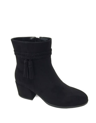 Expression Kyla Ankle Boots-BLACK-9