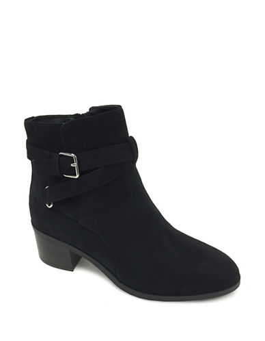 Expression Carmen Strappy Ankle Boots-BLACK-7