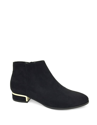 Expression Tris Point Toe Booties-BLACK-6