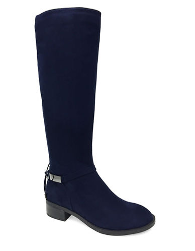 Expression Sophie Riding Boots-NAVY-9