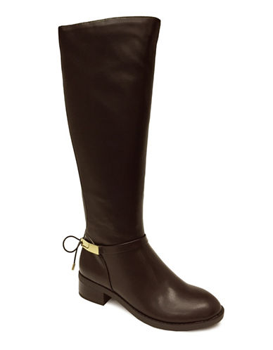 Expression Sophie Riding Boots-CHOCOLATE-9