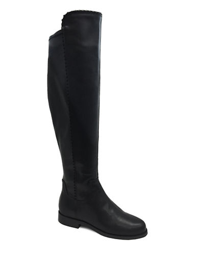 Expression Harper Over-the-Knee Boots-BLACK-9