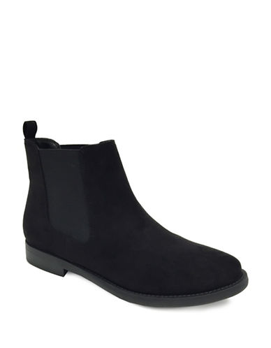 Lexi And Abbie Maren Chelsea Boots-BLACK-6