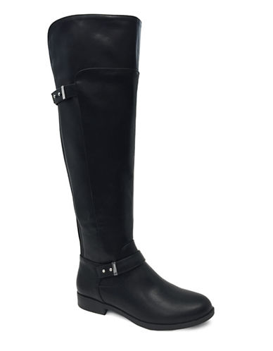 Lexi And Abbie Emerson Over-the-Knee Boots-BLACK-10