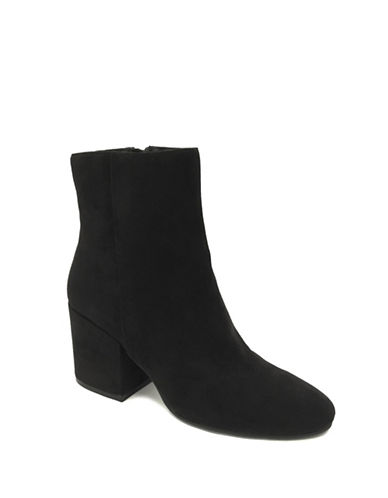 Lexi And Abbie Rylan Ankle Booties-BLACK-8.5