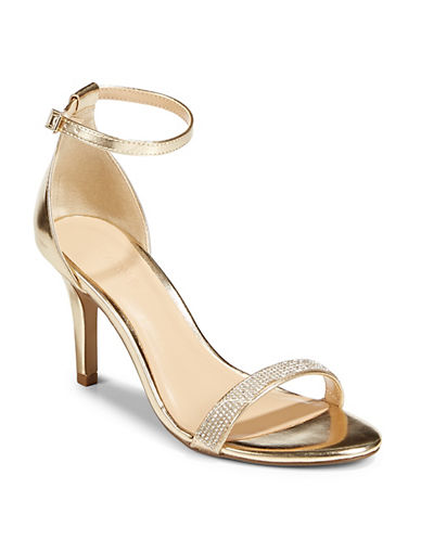Expression Allie Jeweled Sandals-GOLD-6