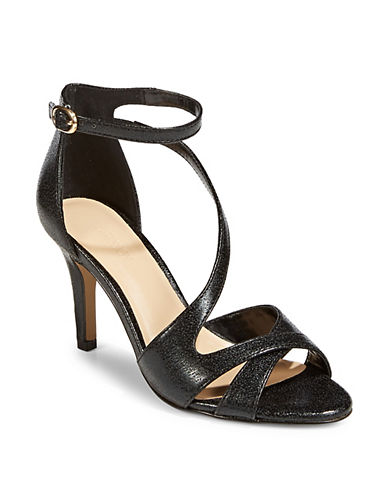 Expression Ella Strappy Sandals-BLACK-9