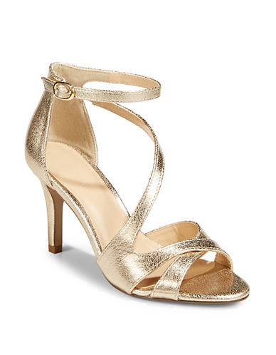 Expression Ella Strappy Sandals-GOLD-6