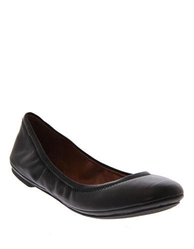Lucky Brand Emmie Ballet Flats-BLACK-8