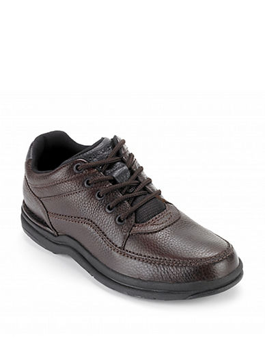 Rockport World Tour-BROWN-9W
