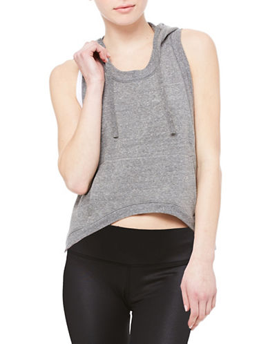 Alo Yoga Sleeveless Capsule Vest-GREY-Large 88254871_GREY_Large