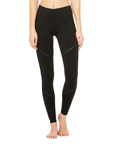 Alo Yoga Talia Leggings-BLACK-Medium 88683877_BLACK_Medium