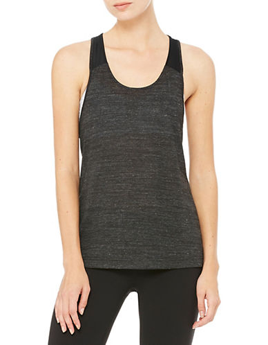Alo Yoga Vapour Cut-Out Back Tank-CHARCOAL-Small 88222111_CHARCOAL_Small