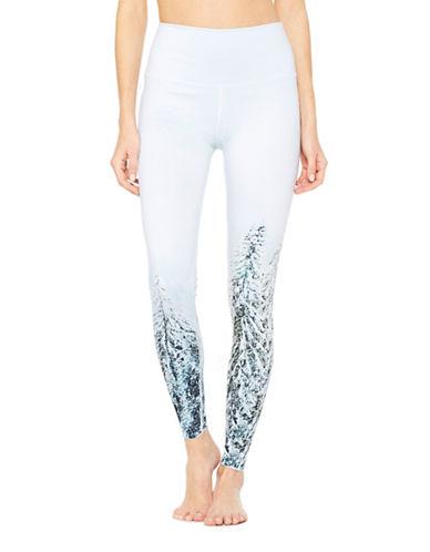 Alo Yoga High-Waist Airbrush Leggings-WINTER LANDSCAPE-Large 88822757_WINTER LANDSCAPE_Large